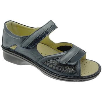 Pantofi Femei Sandale  Calzaturificio Loren LOM2834bl blu