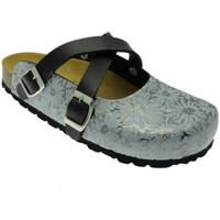 Pantofi Femei Saboti Riposella RIP29204fuc grigio