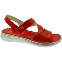 Pantofi Femei Sandale  Riposella RIP40724ro rosso