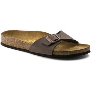 Pantofi Femei Papuci de vară Birkenstock Madrid bf Maro