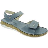 Pantofi Femei Sandale  Riposella RIP40726bl blu