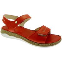 Pantofi Femei Sandale  Riposella RIP40726ro rosso