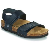 Pantofi Băieți Sandale  Citrouille et Compagnie BELLI JOE Albastru