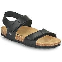 Pantofi Băieți Sandale  Citrouille et Compagnie BELLI JOE Negru