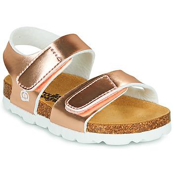 Pantofi Fete Sandale  Citrouille et Compagnie BELLI JOE Auriu