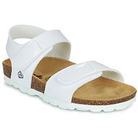 Pantofi Fete Sandale  Citrouille et Compagnie BELLI JOE Alb