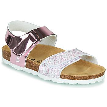Pantofi Băieți Sandale  Citrouille et Compagnie BELLI JOE Roz