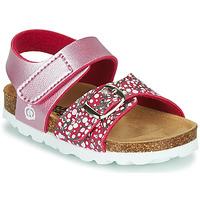 Pantofi Fete Sandale  Citrouille et Compagnie MIRTINO Roz