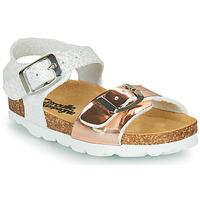 Pantofi Fete Sandale  Citrouille et Compagnie RELUNE Roz