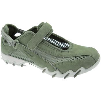 Pantofi Femei Pantofi Slip on Allrounder by Mephisto MEPHNIROmil verde