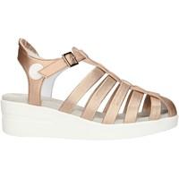 Pantofi Femei Sandale  Agile By Ruco Line 210ASATSLIDE Pink