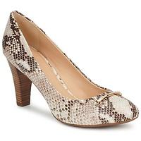 Încăltăminte Femei Pantofi cu toc Geox MARIELE POMA Bej
