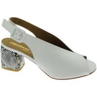 Pantofi Femei Sandale  Melluso MEN622PTbi bianco