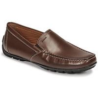 Pantofi Bărbați Mocasini Geox MONET Maro