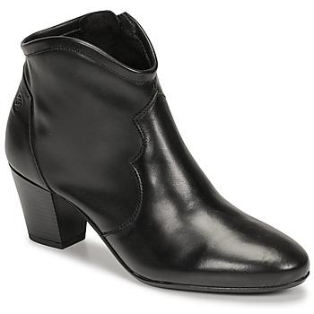 Pantofi Femei Botine Betty London NORIANE Negru