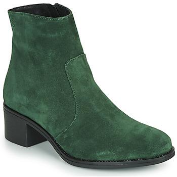Pantofi Femei Botine Betty London NOUME Verde