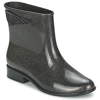 Pantofi Femei Ghete Mel GOJI BERRY II Negru / Paiete