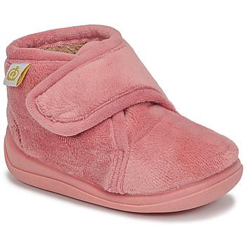 Pantofi Fete Papuci de casă Citrouille et Compagnie HALI Uzat / Roz