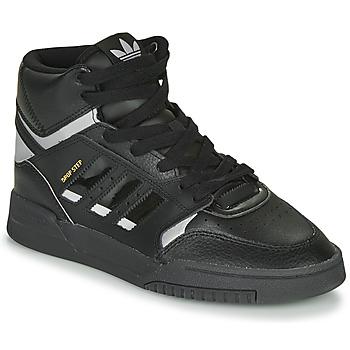 Pantofi Pantofi sport Casual adidas Originals DROP STEP Negru / Argintiu