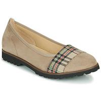Pantofi Femei Balerin și Balerini cu curea Gabor 5410642 Bej