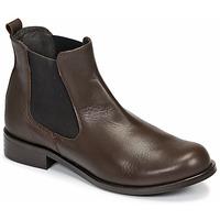Pantofi Femei Ghete So Size NITINE Maro