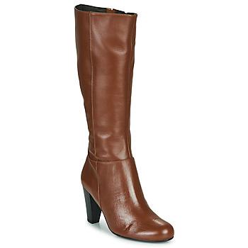 Pantofi Femei Cizme casual So Size ARDEIN Maro