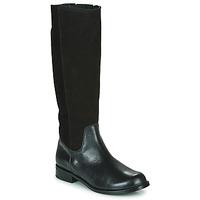 Pantofi Femei Cizme casual So Size NEOLE Negru