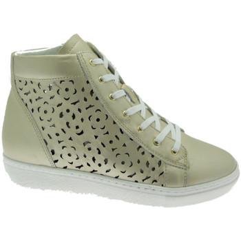 Pantofi Femei Ghete Calzaturificio Loren LOC3886be tortora