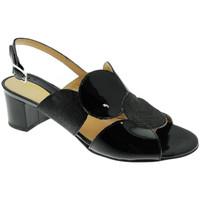 Pantofi Femei Sandale  Soffice Sogno SOSO20123ne nero