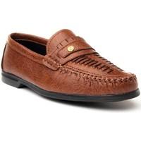 Pantofi Bărbați Mocasini Montevita 65799 LEATHER