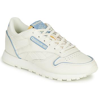 Pantofi Pantofi sport Casual Reebok Classic CL LTHR Alb