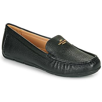 Pantofi Femei Mocasini Coach MARLEY Negru