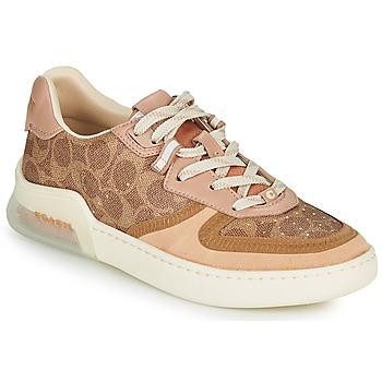 Pantofi Femei Pantofi sport Casual Coach CITYSOLE Coniac / Bej / Nude