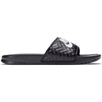 Pantofi Femei  Flip-Flops Nike Wmns Benassi Jdi Negre