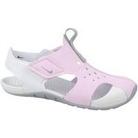 Pantofi Copii Pantofi sport Casual Nike Sunray Protect 2 PS Alb, Roz