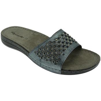 Pantofi Femei Papuci de vară Riposella RIP5793blu blu
