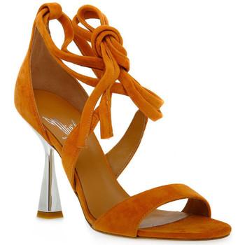 Pantofi Femei Sandale  Priv Lab CHIFFON AMBER Giallo