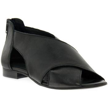 Pantofi Femei Sandale  Priv Lab ROSSELLA  KENT NERO Nero
