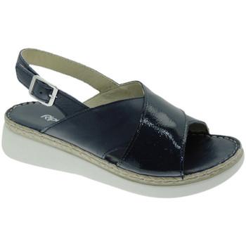 Pantofi Femei Sandale  Riposella RIP16206bl blu