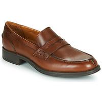 Pantofi Bărbați Mocasini Carlington JALECK Maro