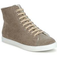 Pantofi Pantofi sport stil gheata Swamp MONTONE SUEDE Gri