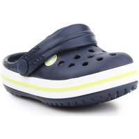 Pantofi Copii Saboti Crocs Crocband Clog K 204537-42K navy