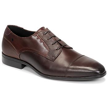 Pantofi Bărbați Pantofi Derby Carlington NIMALE Maro