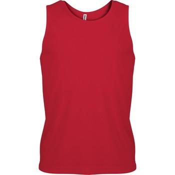 Îmbracaminte Bărbați Maiouri și Tricouri fără mânecă Proact Débardeur  Sport rouge