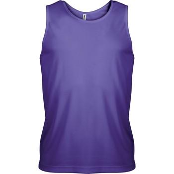 Îmbracaminte Bărbați Maiouri și Tricouri fără mânecă Proact Débardeur  Sport violet