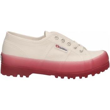 Pantofi Femei Pantofi sport Casual Superga 2555-ALPINA JELLYGUM COTU a0e-white-pink-extase