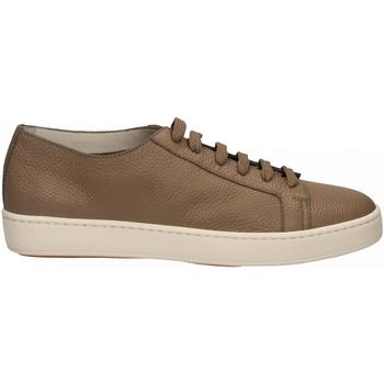 Pantofi Bărbați Pantofi sport Casual Santoni CLEANIC-MIA sabbia