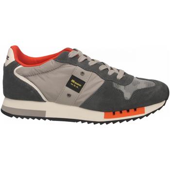 Pantofi Bărbați Pantofi sport Casual Blauer QUEENS01 grey