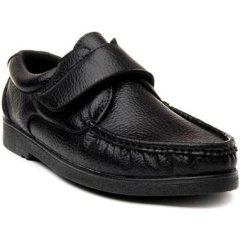 Pantofi Bărbați Mocasini Montevita 65804 BLACK