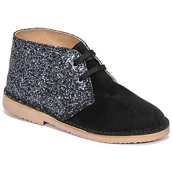 Pantofi Fete Ghete Citrouille et Compagnie NINUP Negru